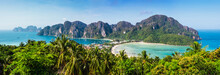 Beautiful View Of Phi Phi Island