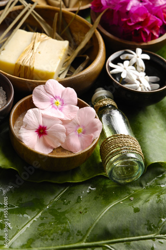 Poster Spa Relax - Luxury Spa background