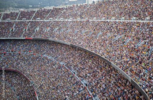 Fotografie, Obraz  Stadión