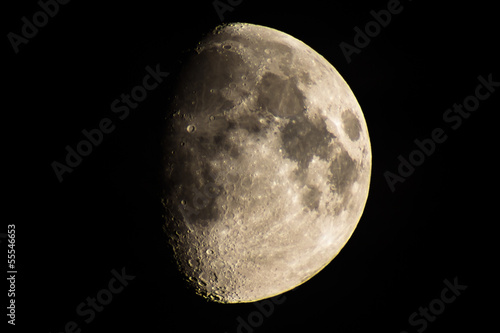 Moon Close-up #55546653