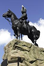 Royal Scots Greys Monument, Edinburgh