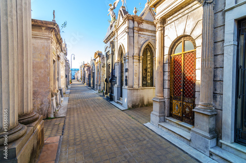 Recess Fitting Buenos Aires Recoleta Cemetery