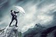 canvas print picture - Storm