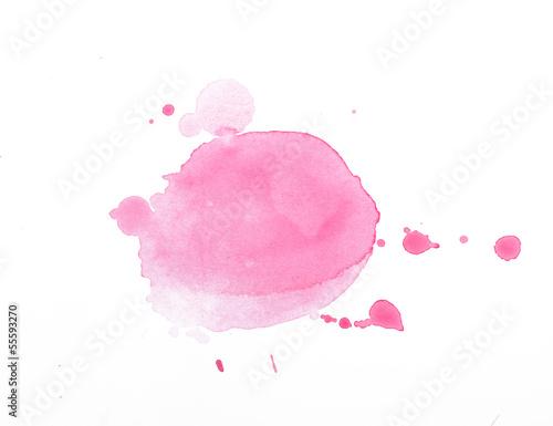obraz PCV watercolour