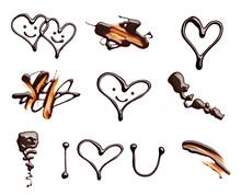 Chocolate Heart Love Valentine Day