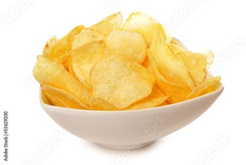 Patatas fritas en aperitivo Tapéta, Fotótapéta