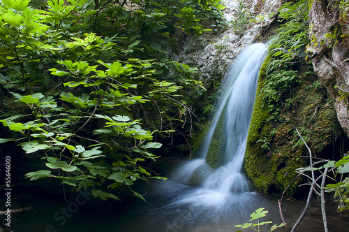 Cascata 1 - Escursione Valle degli Dei - Noto