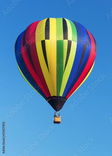Vászonkép  Colorful Hot Air Balloon