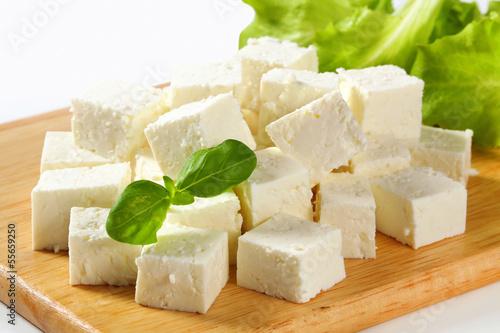 Fotografie, Obraz  Feta Cheese