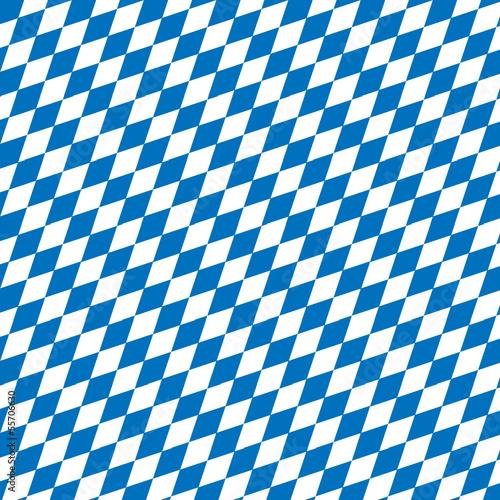 Oktoberfest Hintergrund Bayern Flagge Muster
