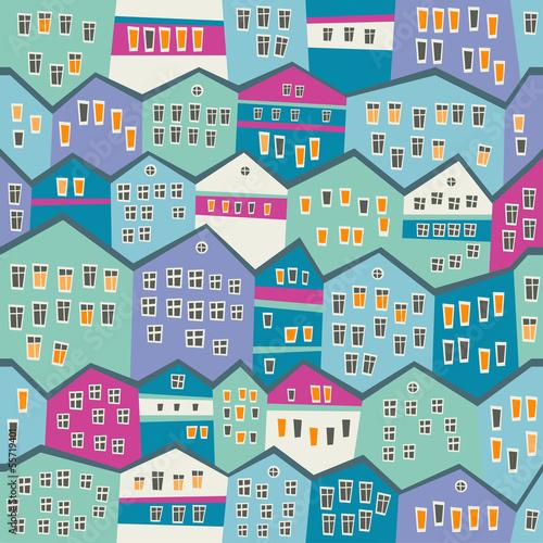 bezszwowy-wzor-z-kolorowymi-domami