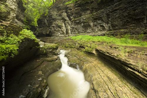 Photo  Watkins Glen Gorge