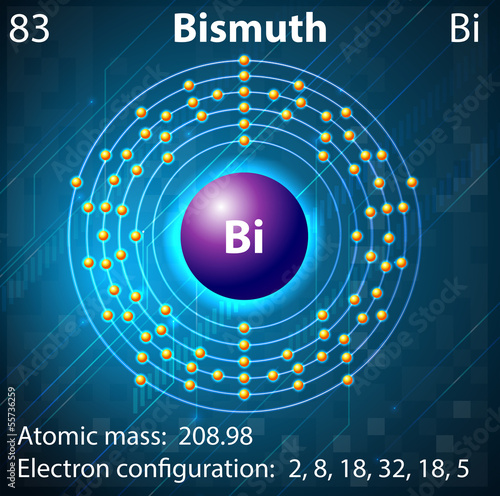 Fotografia  Bismuth