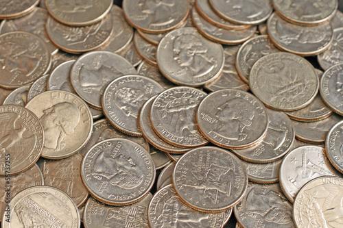 Fotografía  Close Up American Quarters