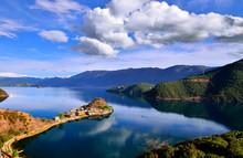 The Enchanting Scenery Of Lugu...
