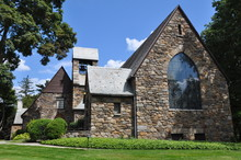 Union Church Of Pocantico Hills In New York State