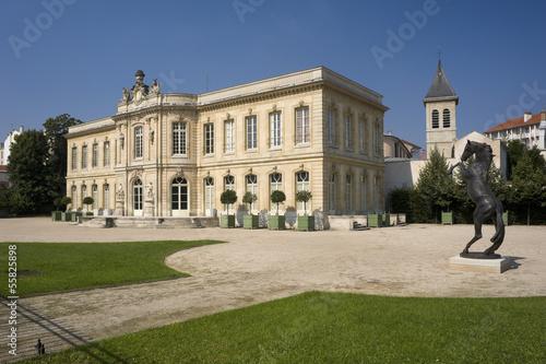 Photo Asnières, château