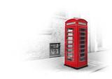 Cabine téléphonique Londres - 55830843
