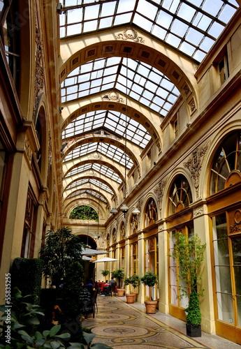 Fotografie, Obraz  Průchod Parisien