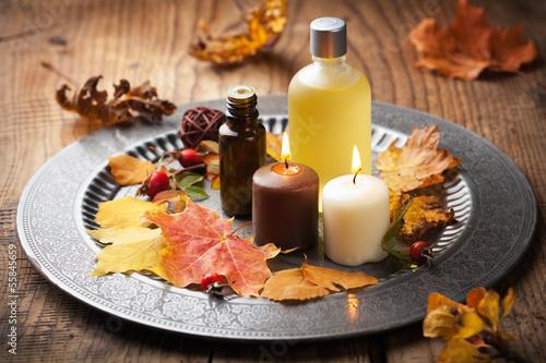 Akustikstoff - autumn spa and aromatherapy
