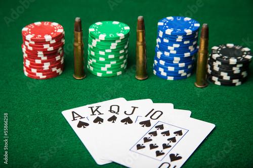 Gambling плакат