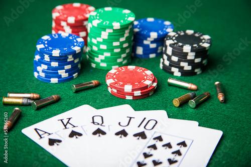 фотография  Gambling