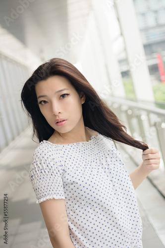 Cuadros en Lienzo  Asian beauty