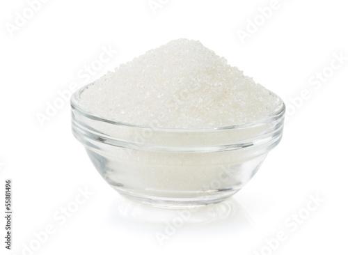 Fotografie, Obraz  sugar in bowl