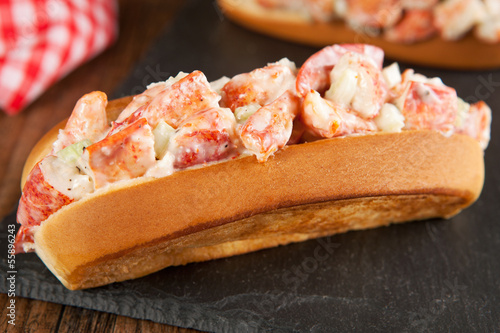 Photo  Lobster roll