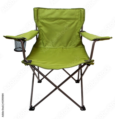 Poster Camping camping chair