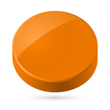 Orange Disk.