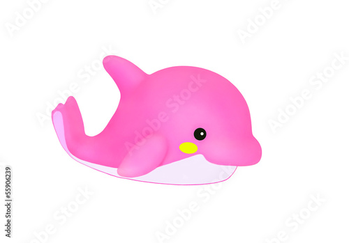 Photo Stands Dolphins pink dolphin