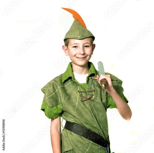 Fényképezés  Young Robin Hood