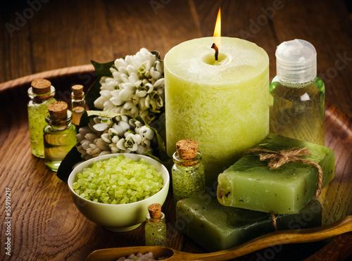 Akustikstoff - Green spa