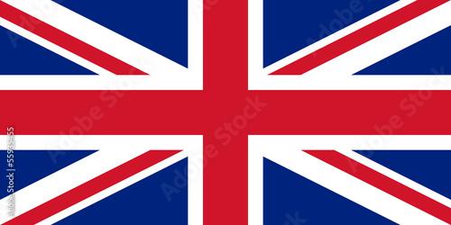 Fotografie, Obraz UK Flag