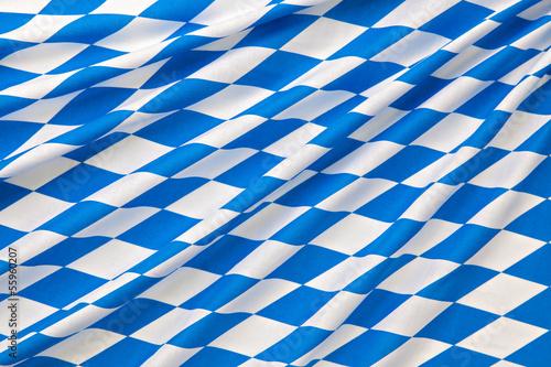 Vászonkép Oktoberfest checkered background
