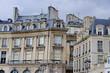 Immeubles ancien parisiens