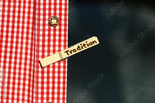 glubberl tradition I Fototapete