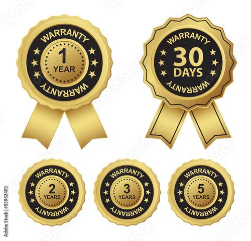 Fotografía  business badge warranty
