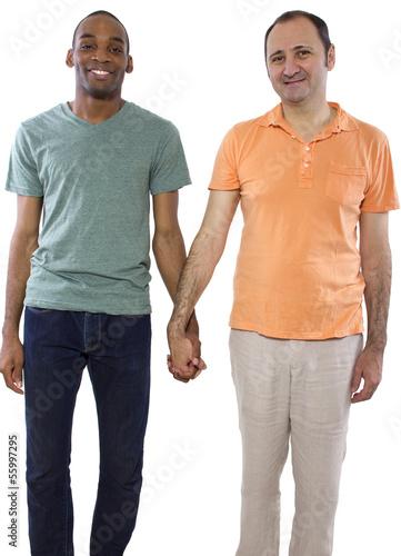 Older black gay