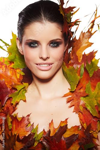 Fototapety, obrazy: Halloween Queen