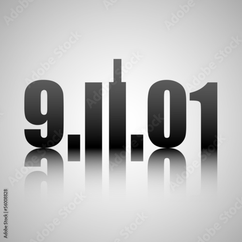 Poster  9.11.01 label