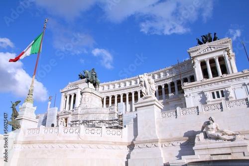 Photo  Rome, Italy - Vittoriano