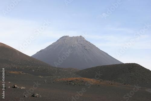 Poster Vulkaan Volcano