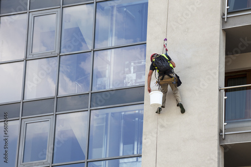 Fotografía  Working at height