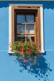 Architectural detail - Sighisoara, Romania
