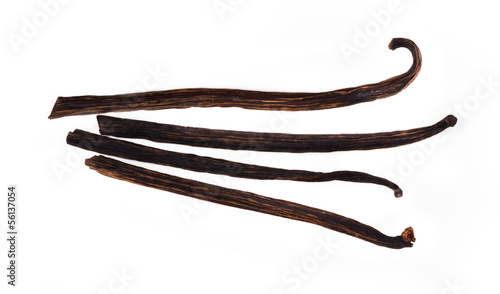 Foto op Plexiglas Indonesië Vanilla sticks