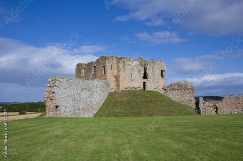 Photo  Duffus Castle
