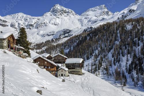 Photo Cuneaz (Valle d'Aosta, Italy)