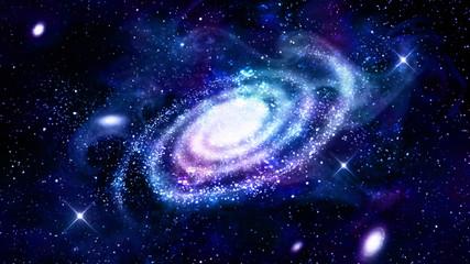 Fototapeta Kosmos Galaxy